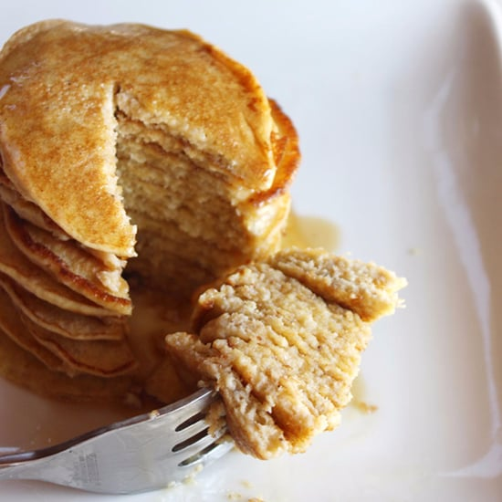 2-Ingredient Paleo Plantain Pancakes