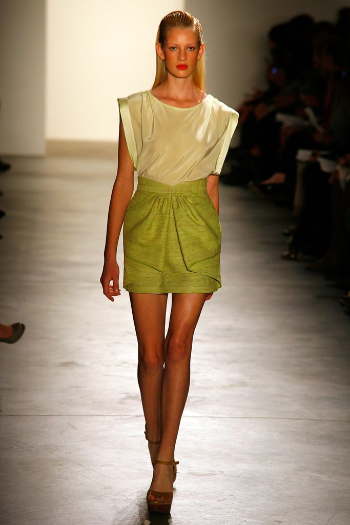 Spring 2011 New York Fashion Week: Erin Fetherston