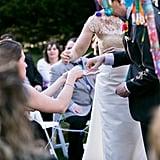 Quirky Quaker Wedding