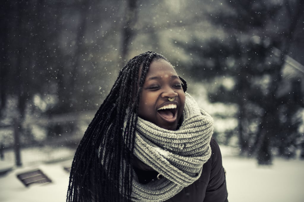 The Feeling of the First Snowfall