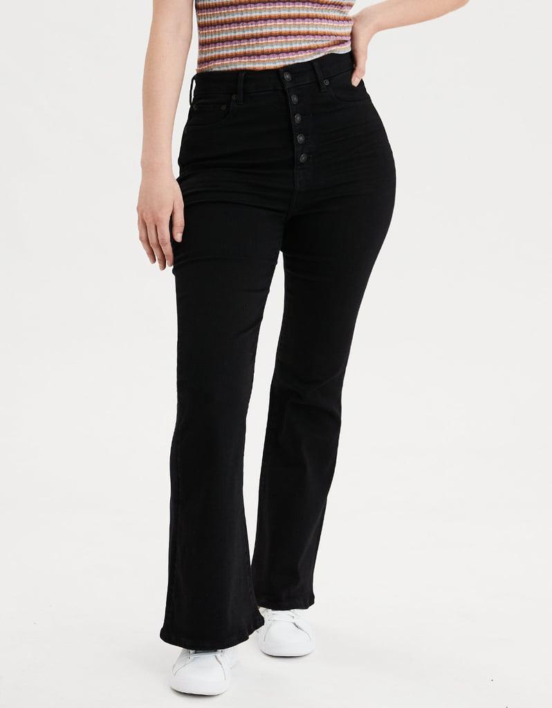 AE Ne(x)t Level Curvy Highest Waist Flare Jean