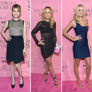 Pictures From The 7th Annual Victoria's Secret What Is Sexy Party