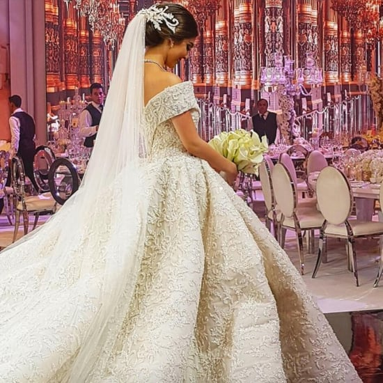 Gaelle Yessayan Wedding Dress