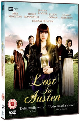 Review of Lost in Austen DVD
