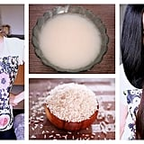 1 Blogger's DIY Rice Water Tutorial