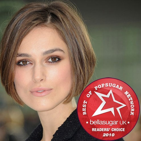 Keira Knightley Wins Best Hair Of The Year