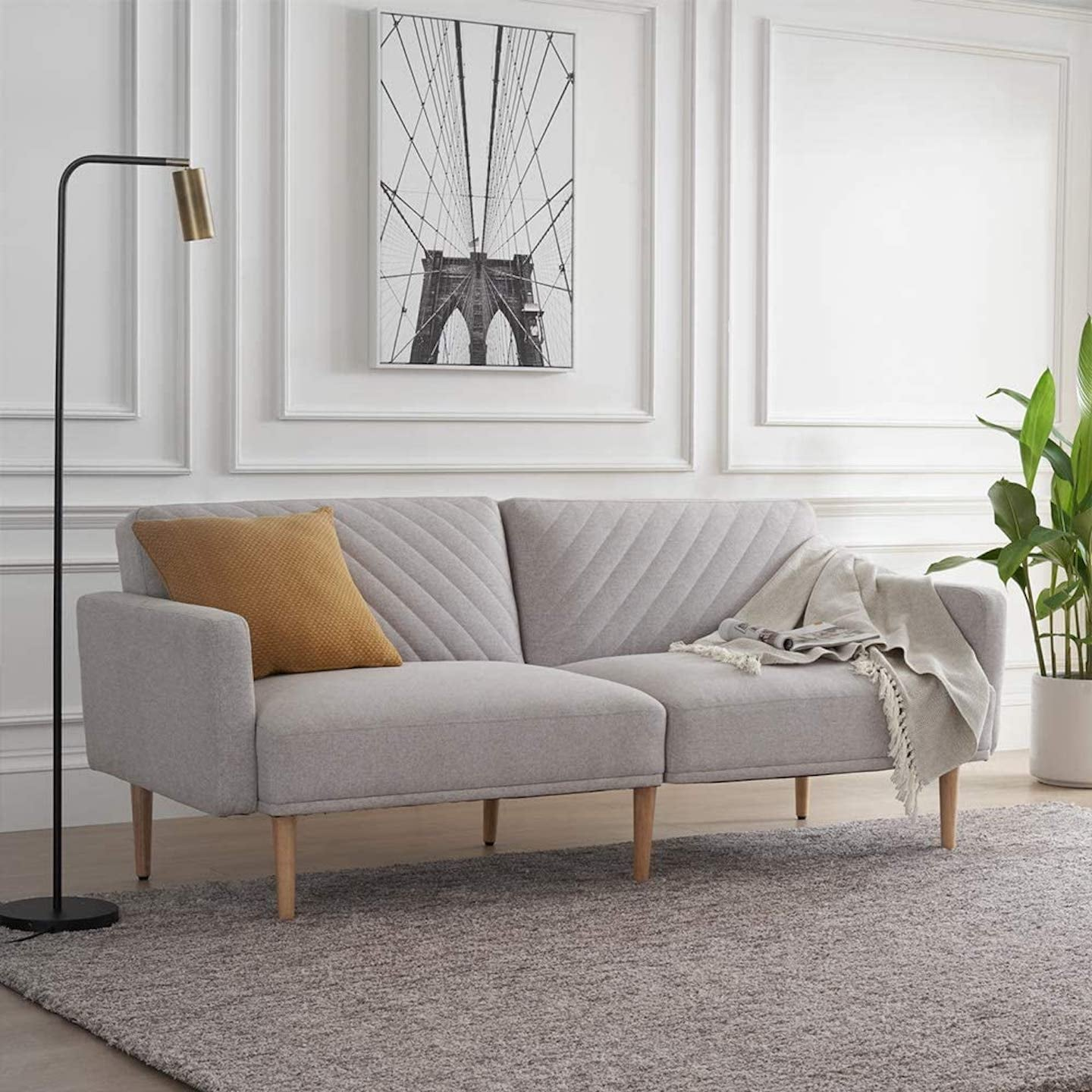 Picture of: Best Cheap Sleeper Sofas Popsugar Home