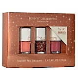 Flower Luxe 'n' Lacquered Nail Beauty Set