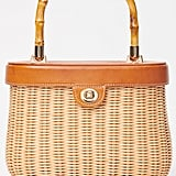 J. McLaughlin Ava Wicker Bag