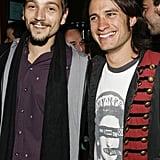 Diego Luna and Gael Garcia Bernal's Friendship | Photos