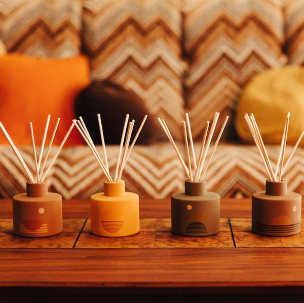 P. F. Candle Co. Golden Hour Reed Diffuser