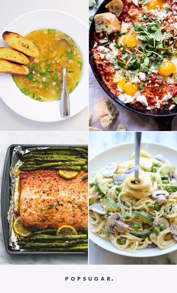 16 1-Pot and -Pan Meals You'll Want to Make All Spring Long