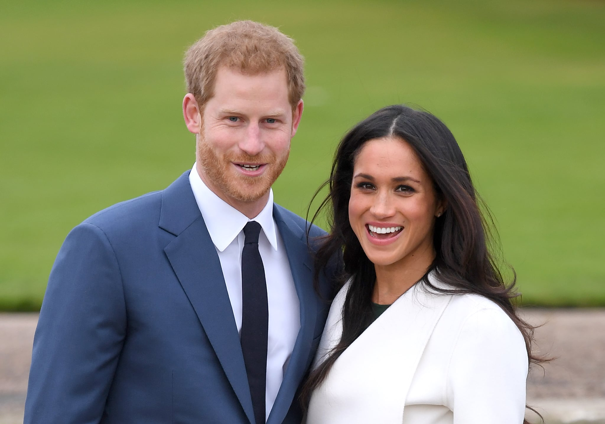 Meghan Markle Has Officially Been Baptized in Secret Ceremony