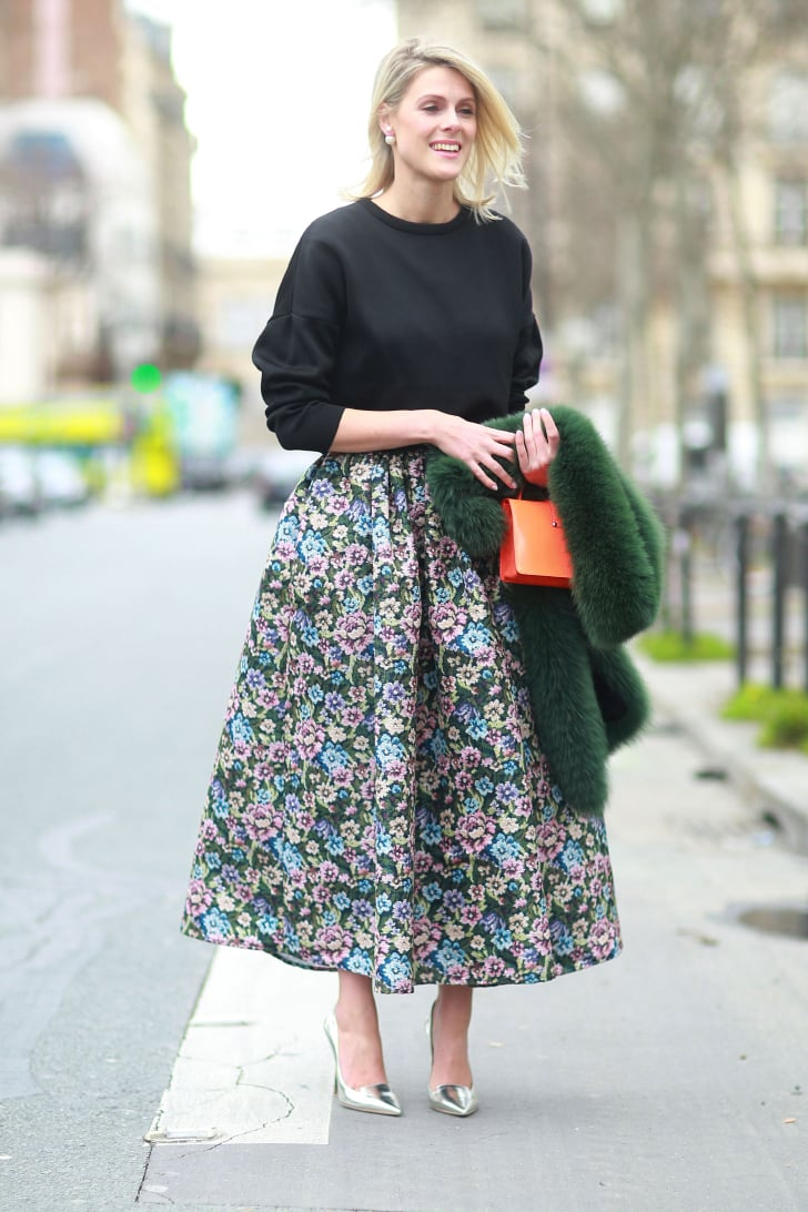 Pfw Street Style Day Four Best Street Style At Paris