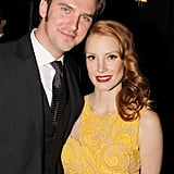 He left the show in 2012 and headed to Broadway to costar in The Heiress alongside Jessica Chastain.