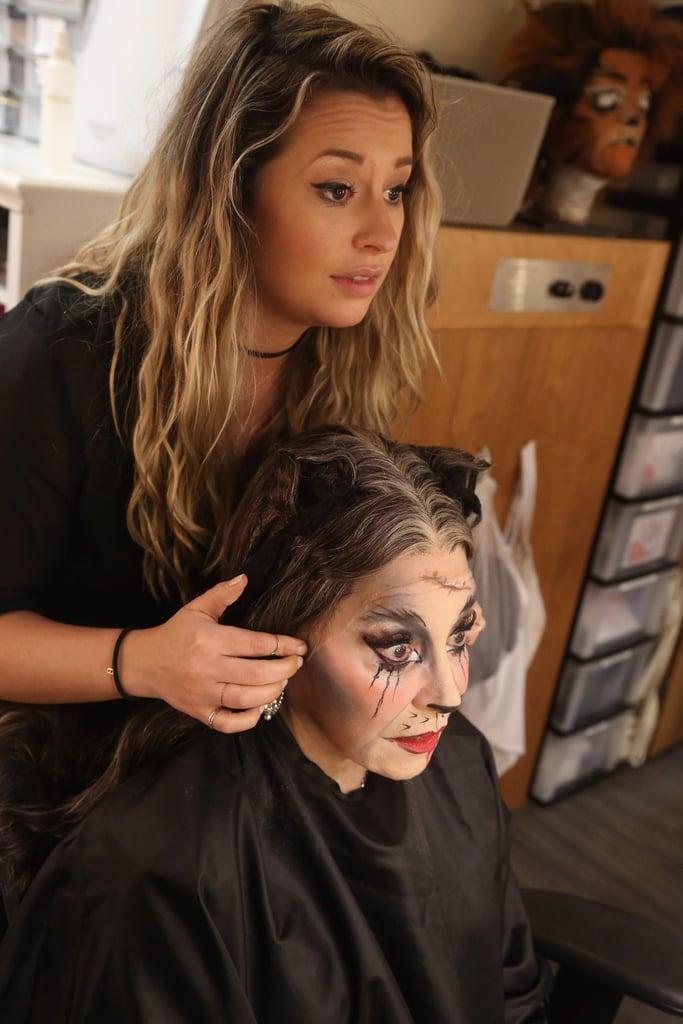 Broadway Hair-and-Makeup Tips