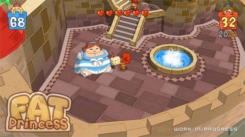 Fat Princess: Harmless or Harmful?