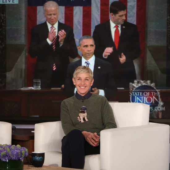Ellen DeGeneres's Tribute Video to the Obamas January 2017
