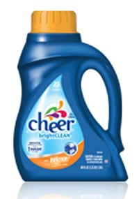 Cheer Bright Clean: Bounce Fresh Linen Scent