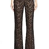 Michael Kors Floral Lace Flare Pants ($1,995)