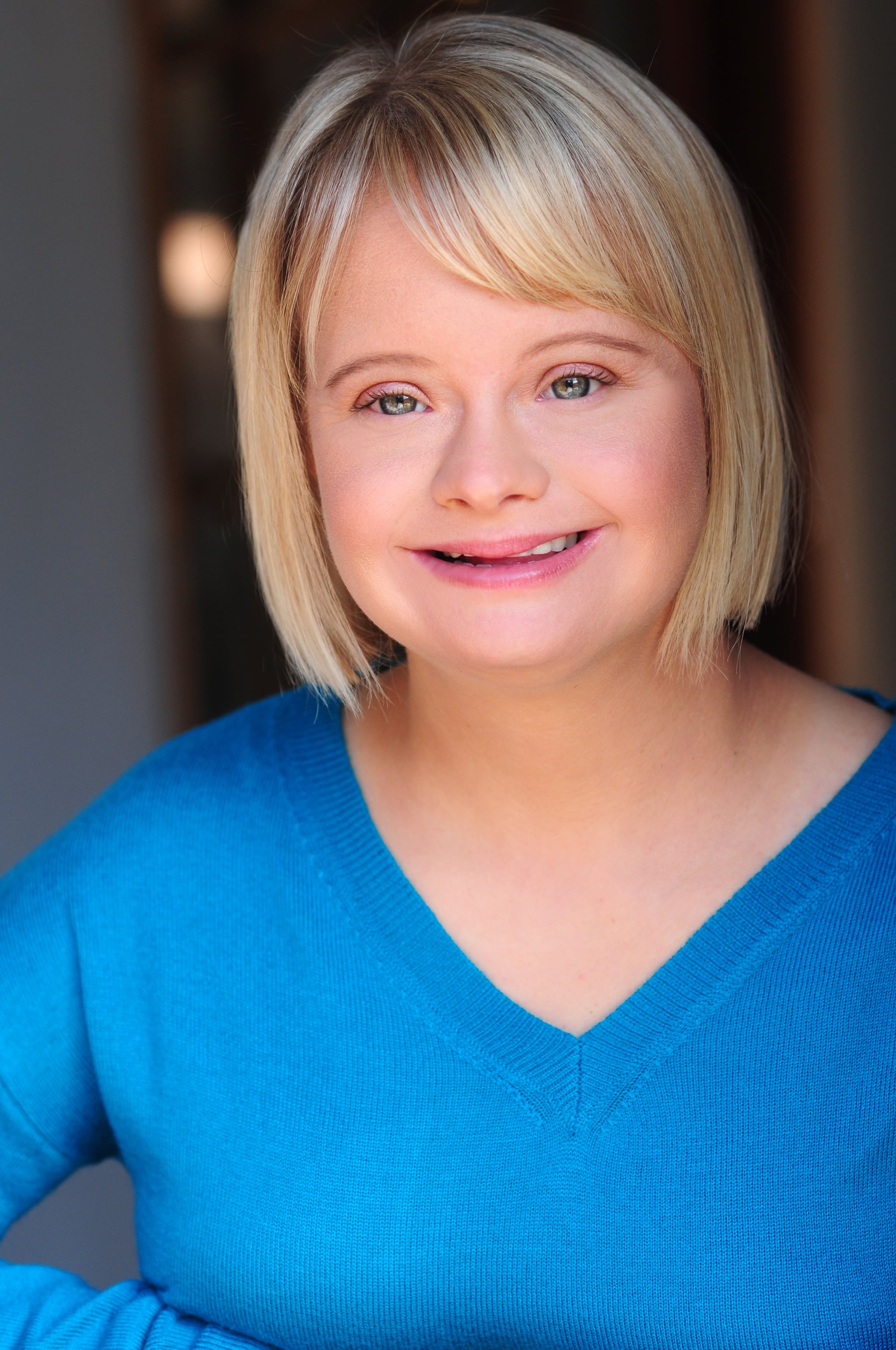 braless Lauren Potter naked photo 2017