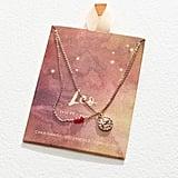Zodiac Mini Pendant Necklace Set