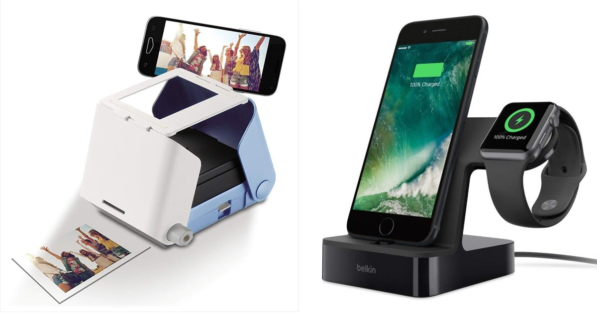 50+ Tech-Savvy Gifts For Every Gadget-Lover on Your Holiday Shopping List