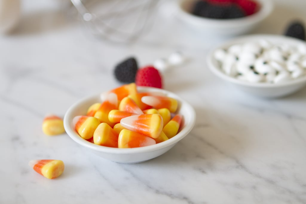Pig out on candy corn.