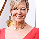 Allison Janney at the Oscars 2018