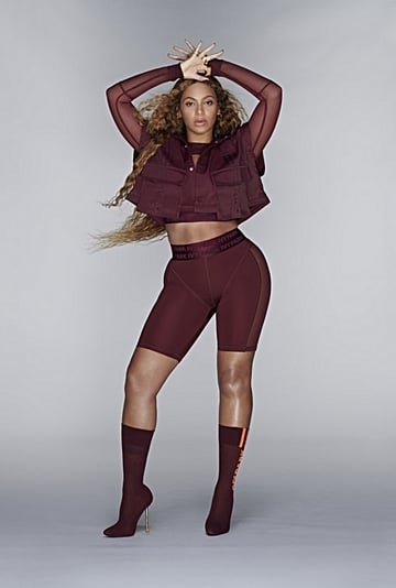 Beyoncé Knowles's Ivy Park x Adidas Collaboration