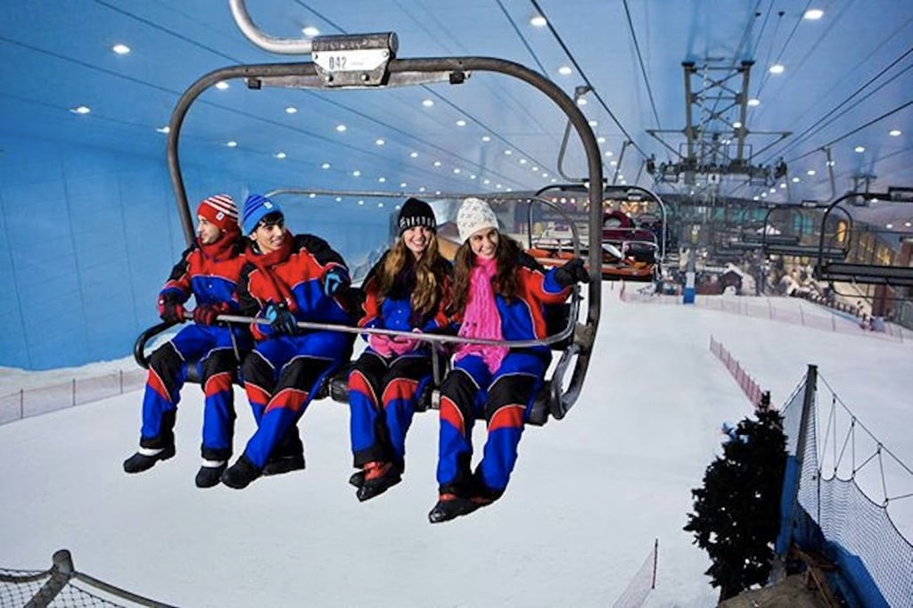 Photos of Ski Dubai
