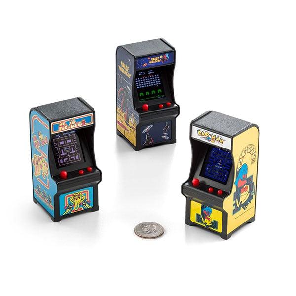 Tiny Arcade Games