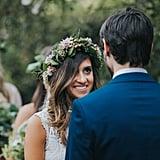 Boho Garden Wedding