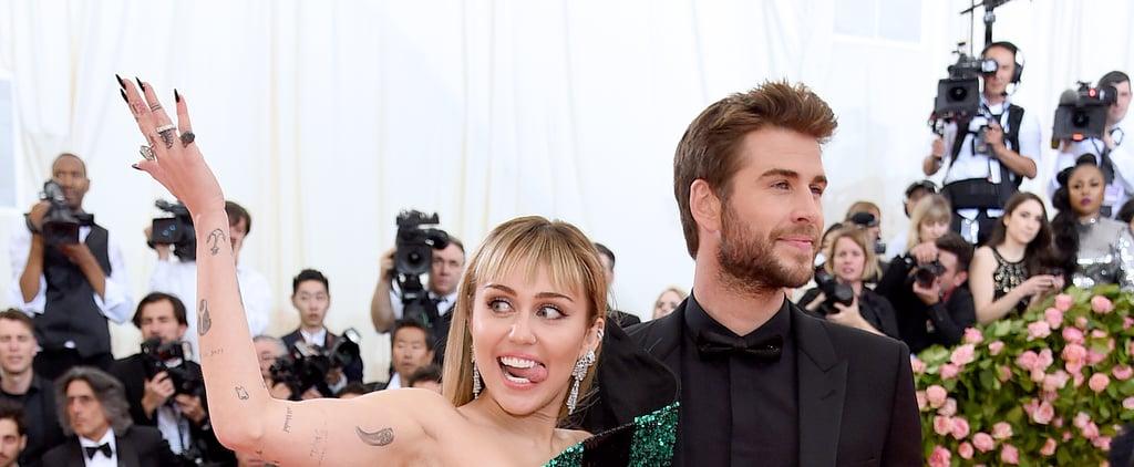 Miley Cyrus Manicure Met Gala 2019