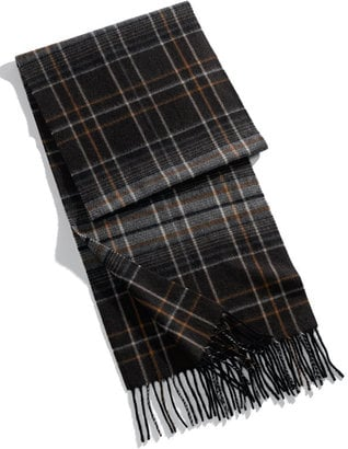 John W. Nordstrom Ombre Plaid Cashmere Scarf ($99)