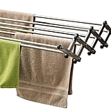 Aero Wall-Mounted Collapsible Laundry Drying Rack