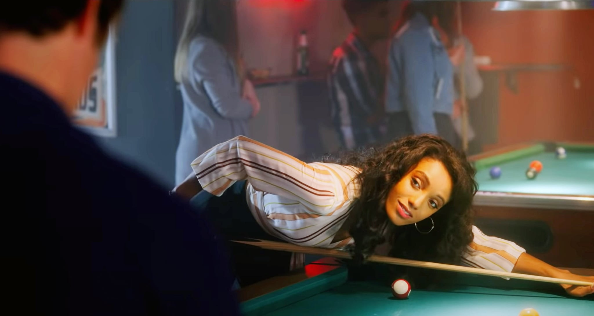 THE KISSING BOOTH 2, Maisie Richardson-Sellers, 2020.  Netflix / Courtesy Everett Collection