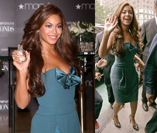 Beyonce Wants To Smell Her Mom's Cooking