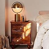 Sunburst Nightstand