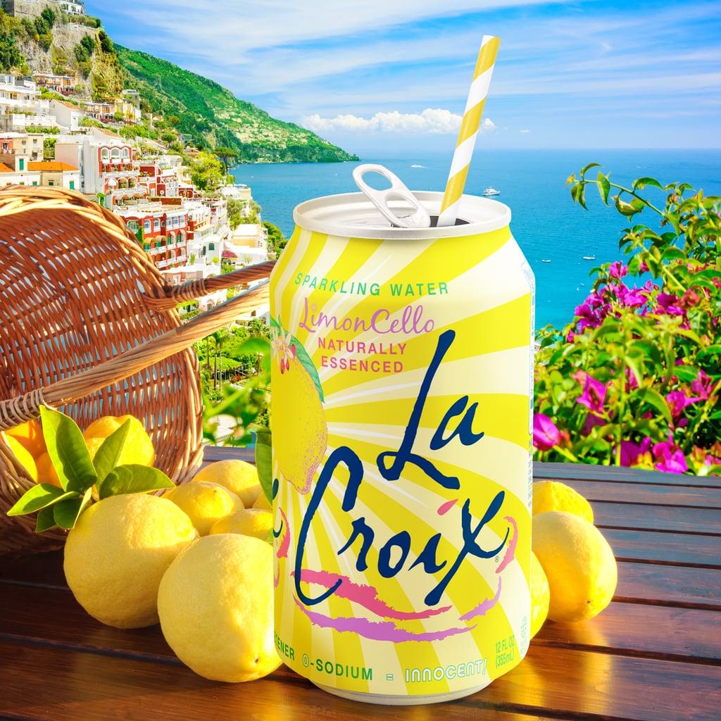 LaCroix's New LimonCello and Pastèque Watermelon Flavors