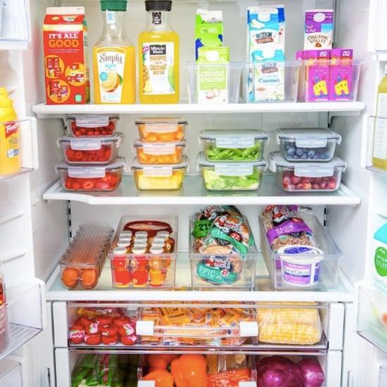 Refrigerator Organization 2018