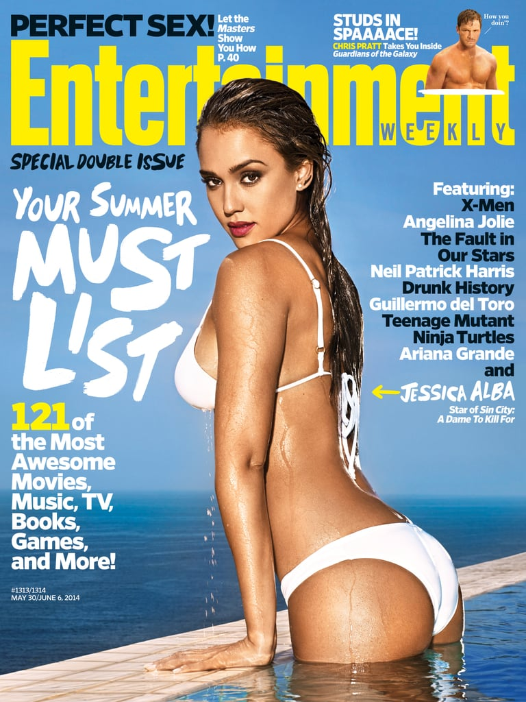 9b46cc90d337e Jessica Alba on Entertainment Weekly Cover May 21