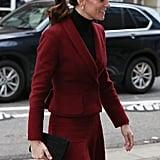 Kate Middleton Visiting UCL in London November 2018