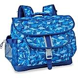 Shark Camo Water Resistant Backpack