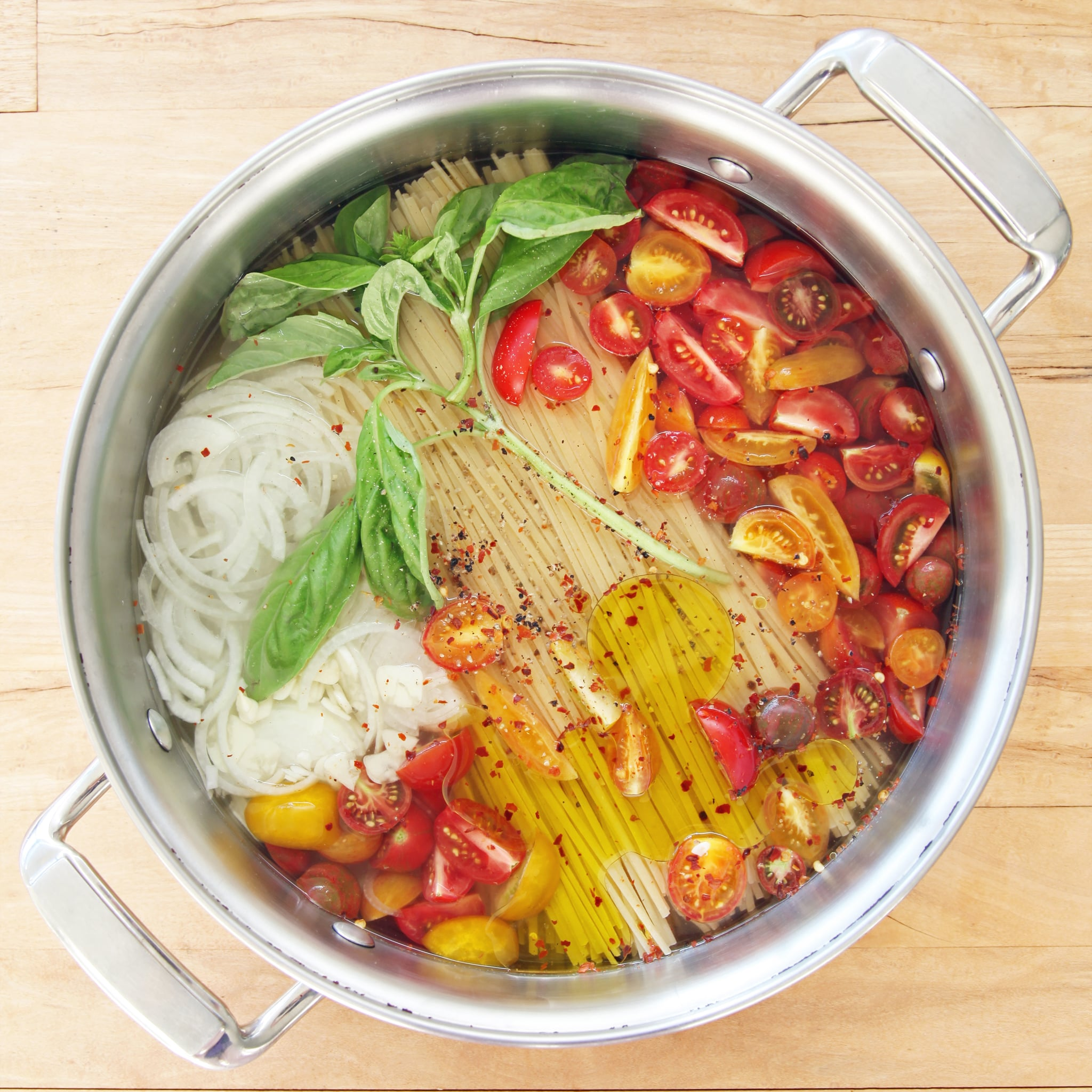 One Pot And One Pan Summer Recipes Popsugar Food