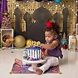 Aladdin Cake Smash