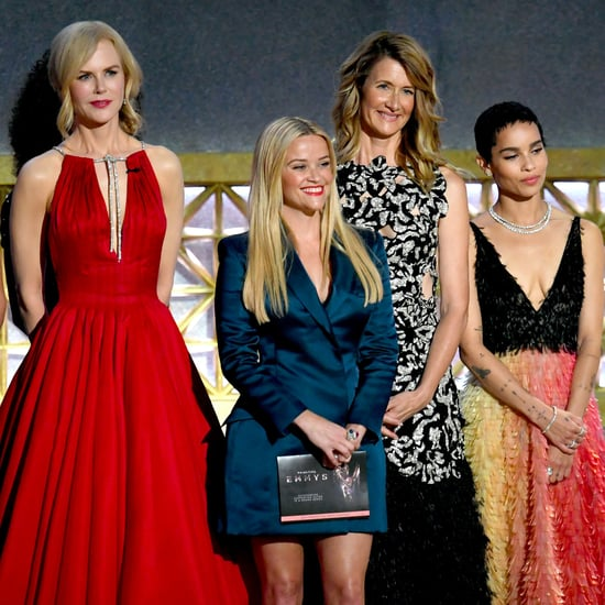 Big Little Lies Cast at the Emmys 2017