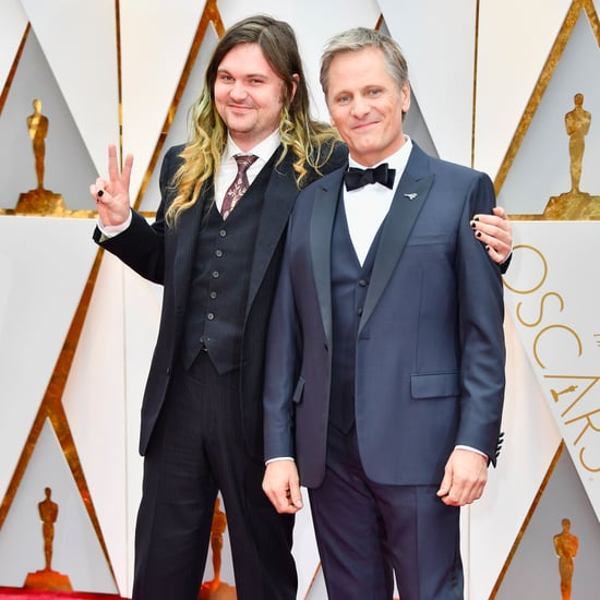 Celebrities With Family Members at the 2017 Oscars