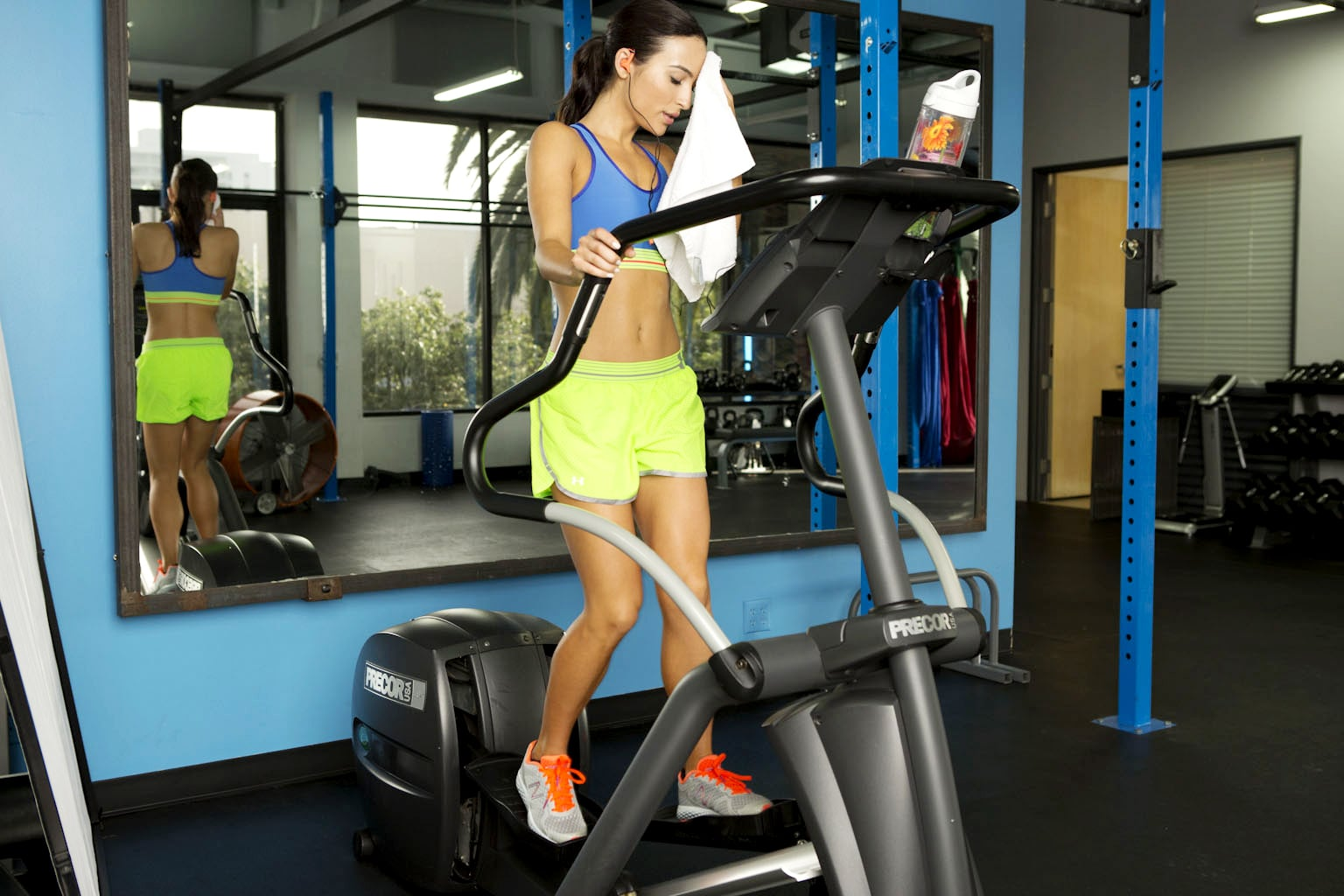 Germs at the Gym | POPSUGAR Fitness