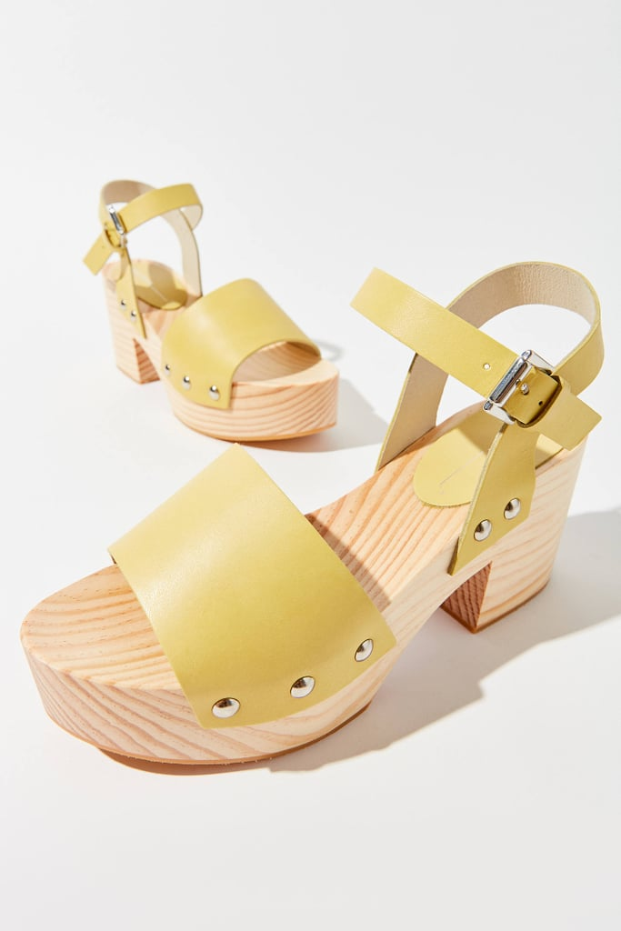 Intentionally Blank Tula Clog Sandals